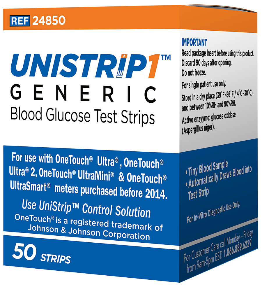 Unistrips