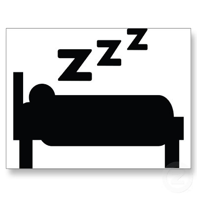 sleeping zzzs