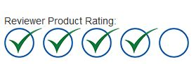 checkmark rating DMTestKitchen