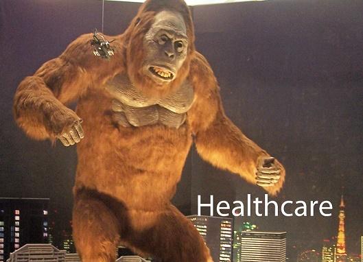 healthcare gorilla