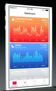 Apple HealthKit Screenshot