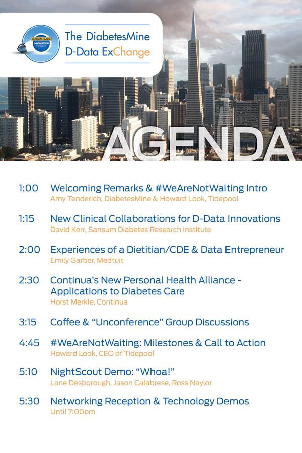 D-Data June Agenda