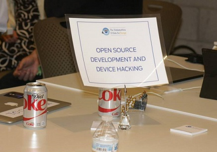 Device Hacking sign