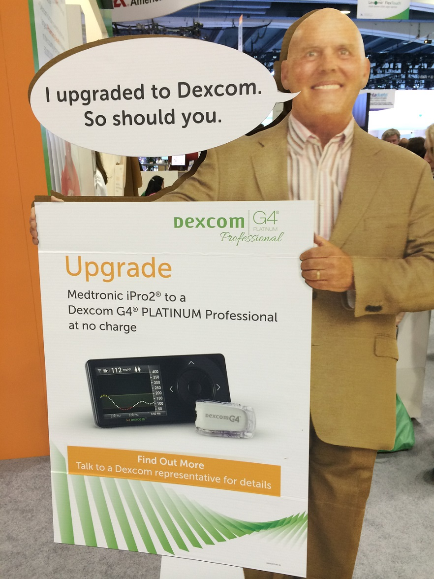 Dexcom Upgrade offer