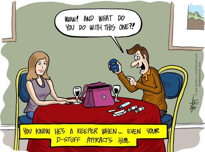 D-Attraction Cartoon by Jon Carter
