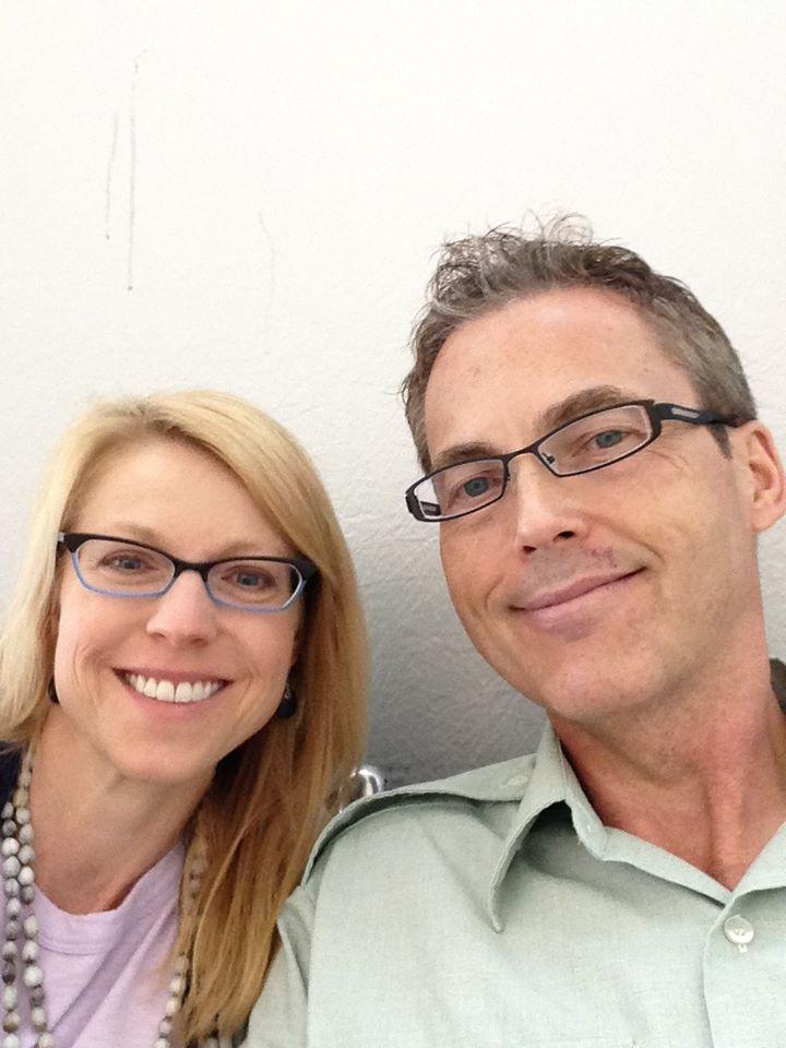 Lori and Dave