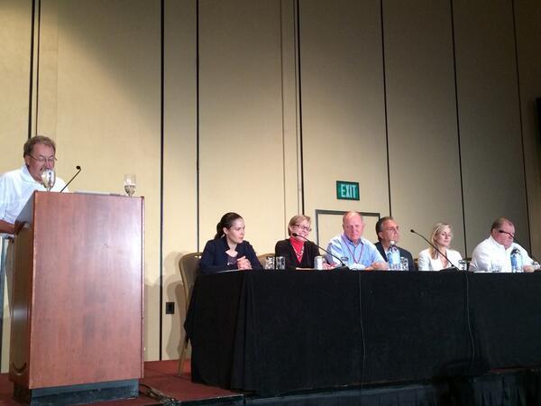 Panel at MasterLab