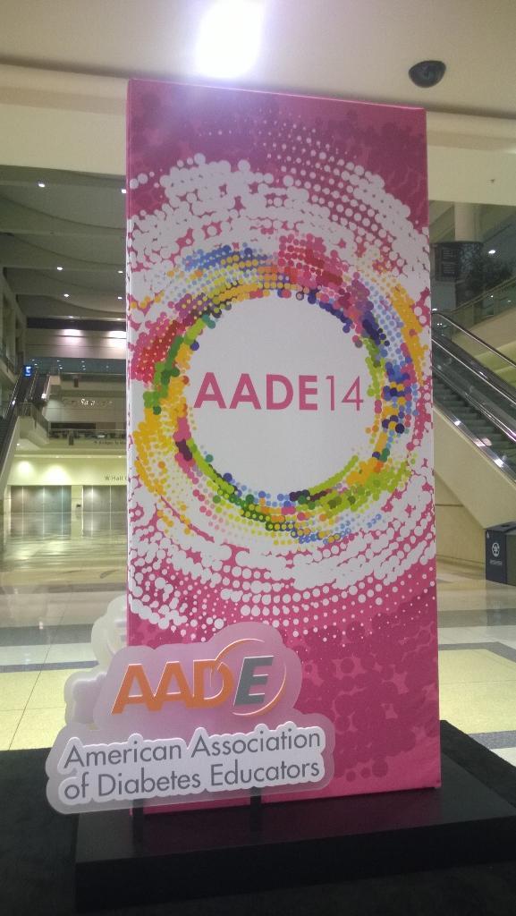 AADE14 Sign