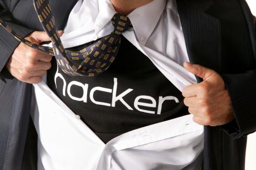 Hacker Shirt