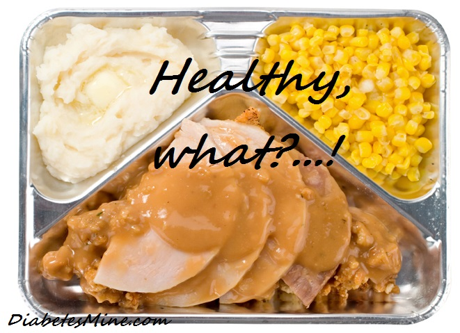 Healthy TV Dinner