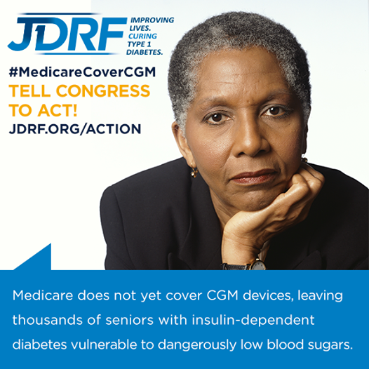 JDRF CGM Access Icon