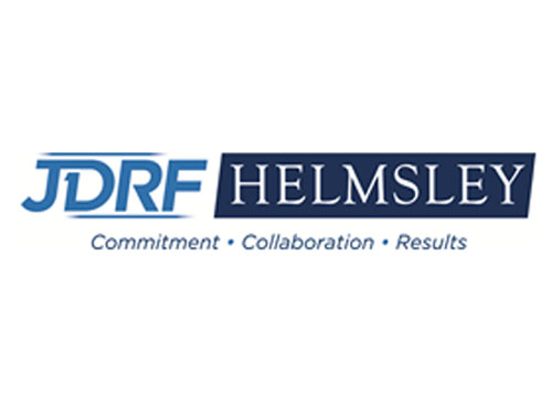 JDRF and Helmsley