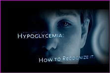 recognizing hypoglycemia