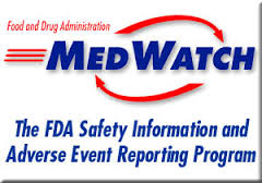 FDA MedWatch Reporting System