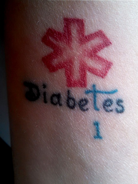 Diabetes Tattoos A Viable Alternative To Medicalert Bracelets