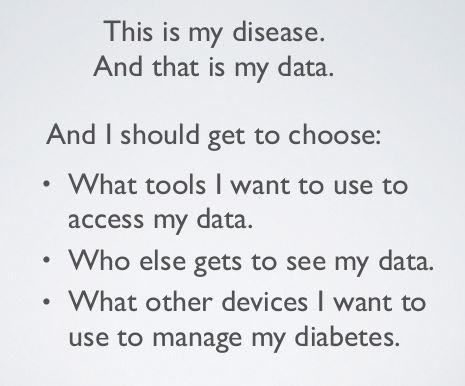 My Data DiabetesMine
