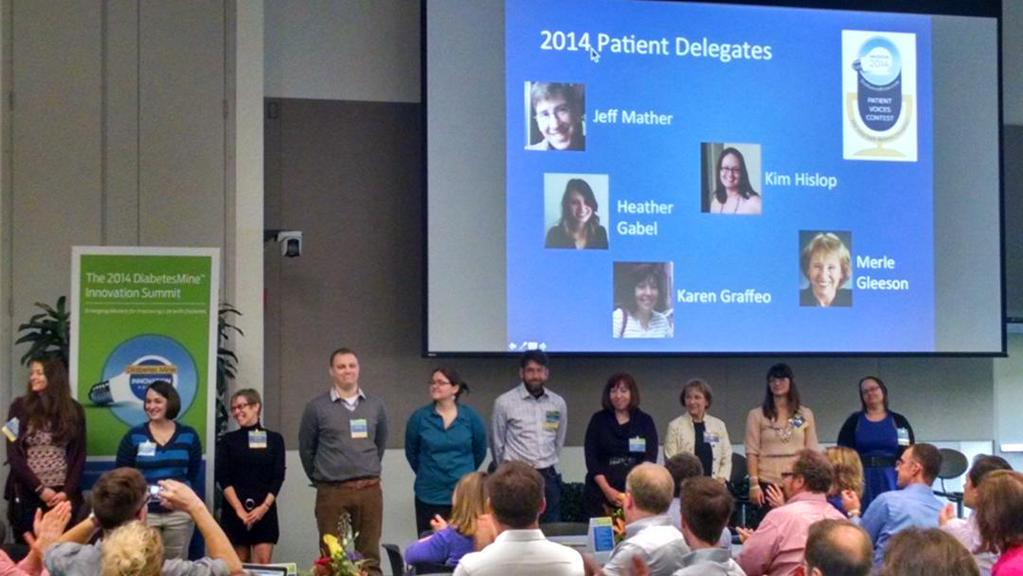 Patient Voices Winners 2014