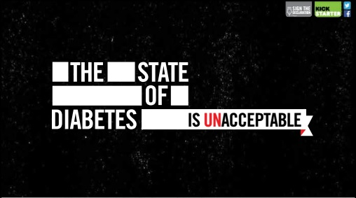 State of Diabetes is UNacceptable