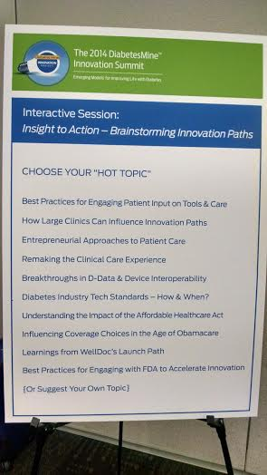 Breakout Session Topics