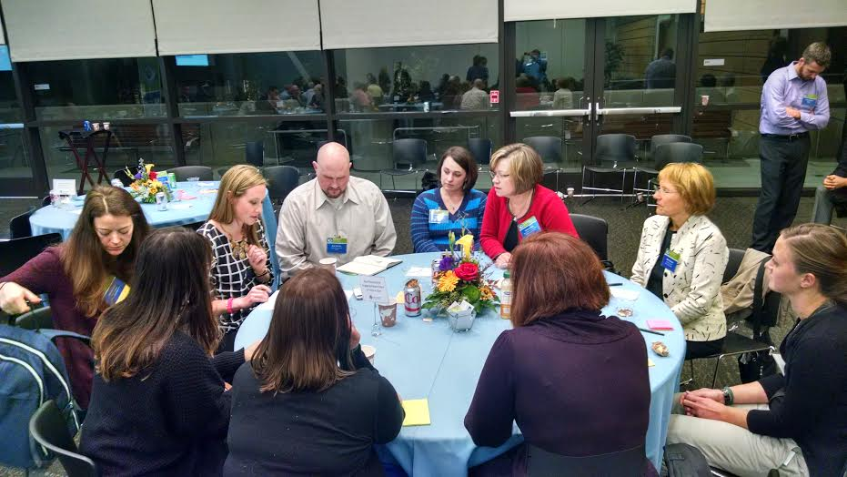 Engaging Patient Input Table 2 with Scott Johnson