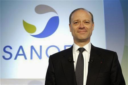 Sanofi CEO Chris Viehbacher