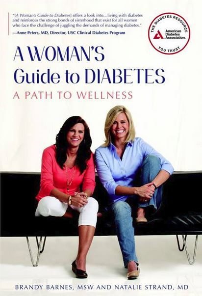 Womans Guide to Diabetes book cover