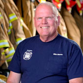 Mike Glennie, 55 Years Old, Firefighter, Phoenix, AZ