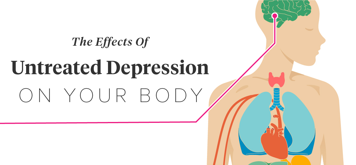 The Effects of Depression in Your Body