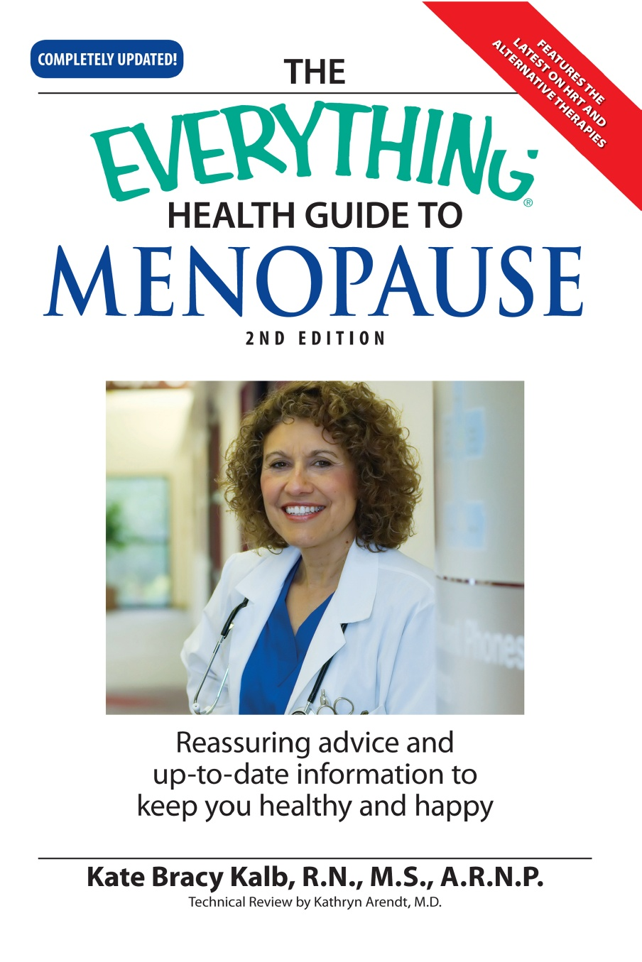 The Everything Guide to Menopause