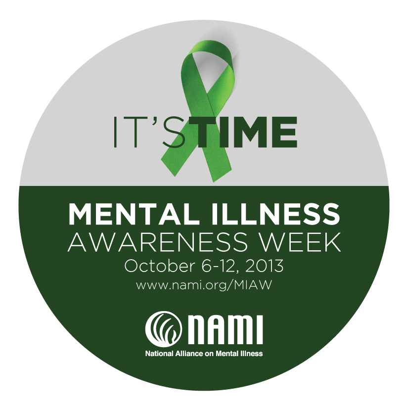 Mental Illness Awareness Week