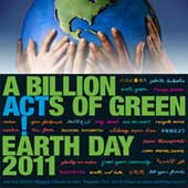 Earth Day 2011 Flier