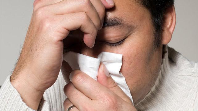 Nose bleeds in adult