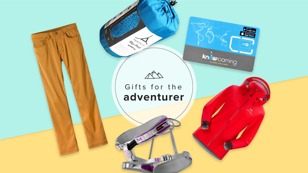 best adventurer gifts