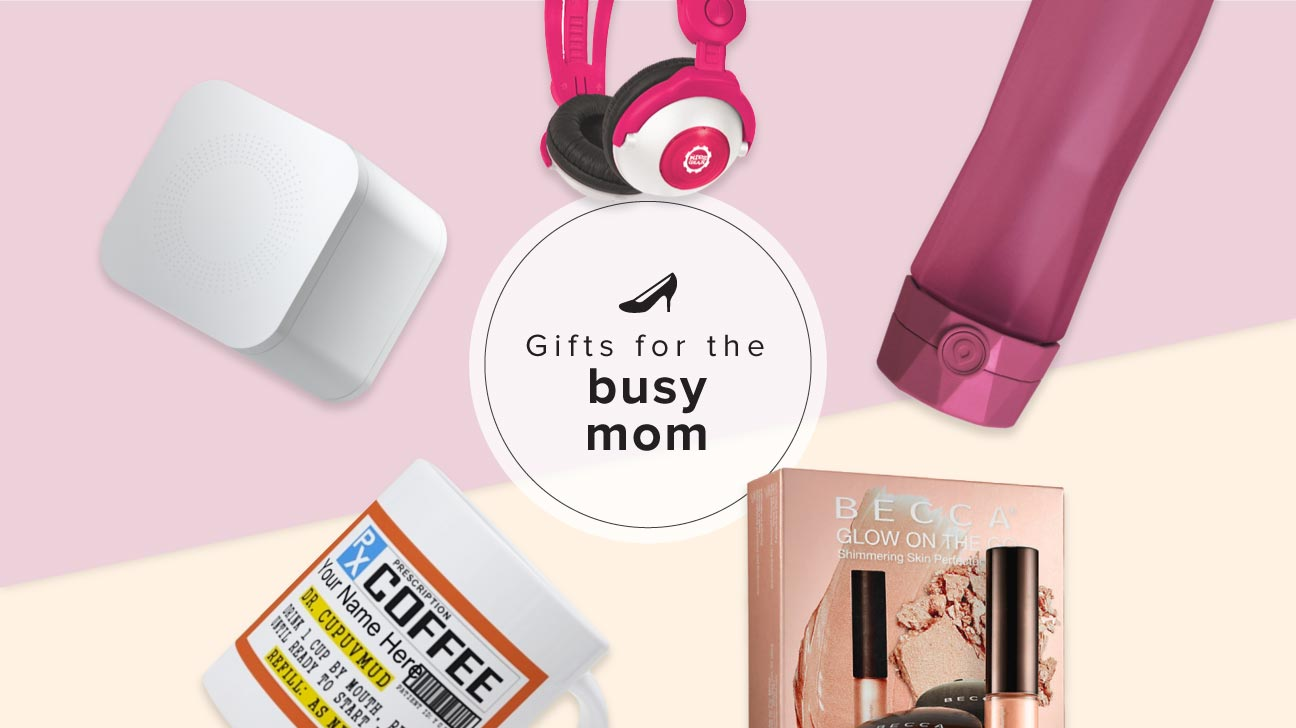 Holiday Gift Guide for Busy Moms
