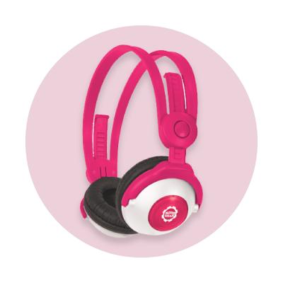 KidzGear Bluetooth wireless stereo headphones