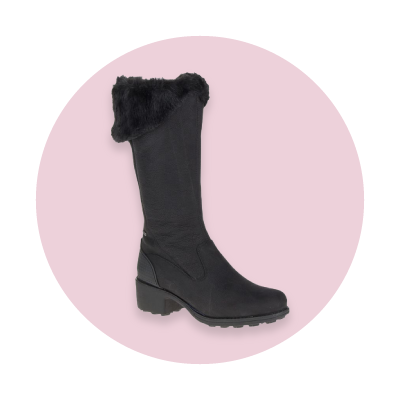 Chateau tall zip polar waterproof boots