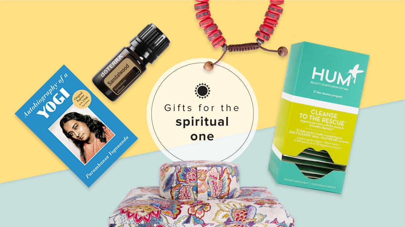 gift guide for spiritual enlightenment