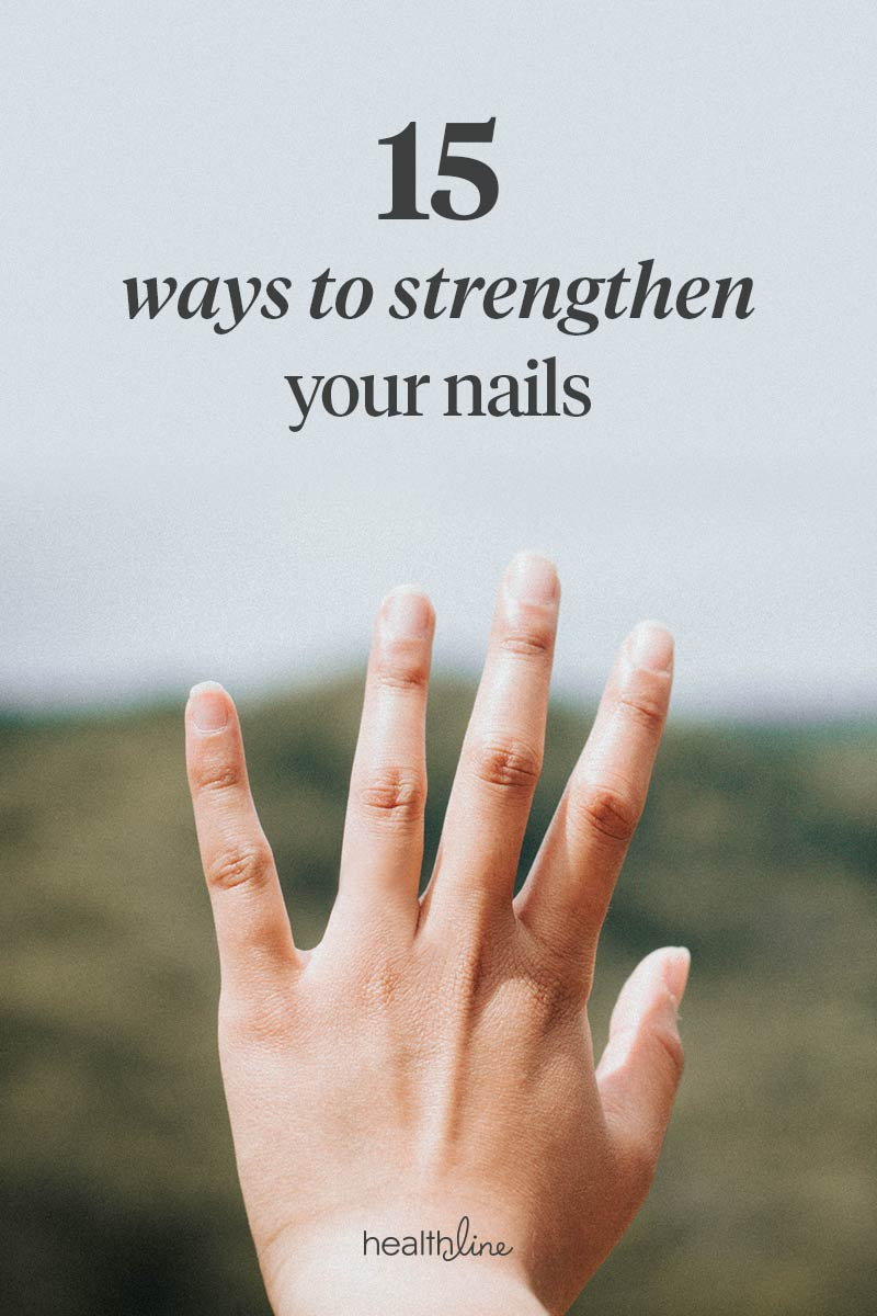 How to strengthen the nails 30