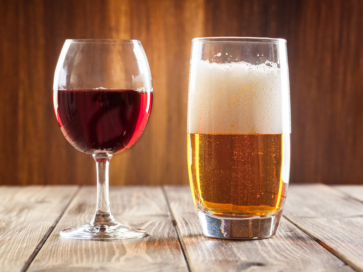 Drinking Beer Pros And Cons