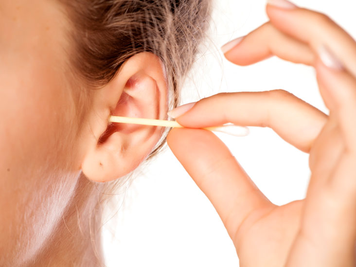 ear irrigation: purpose, procedures and risks, Skeleton
