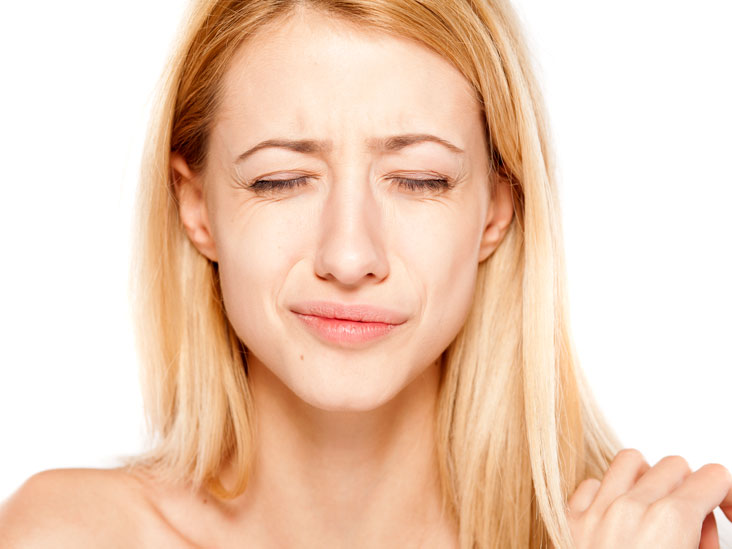 Can acid reflux cause facial ticks