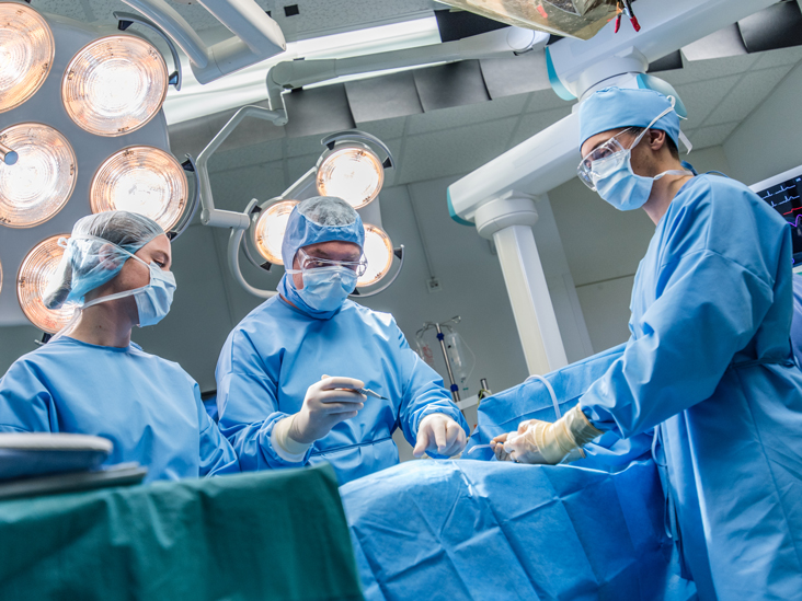 Potential risks of Transplant Surgery