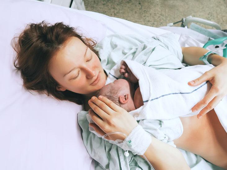 Pregnancy complications late nft