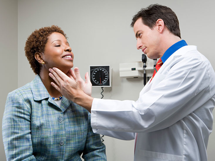 swollen lymph nodes: causes and treatment, Skeleton