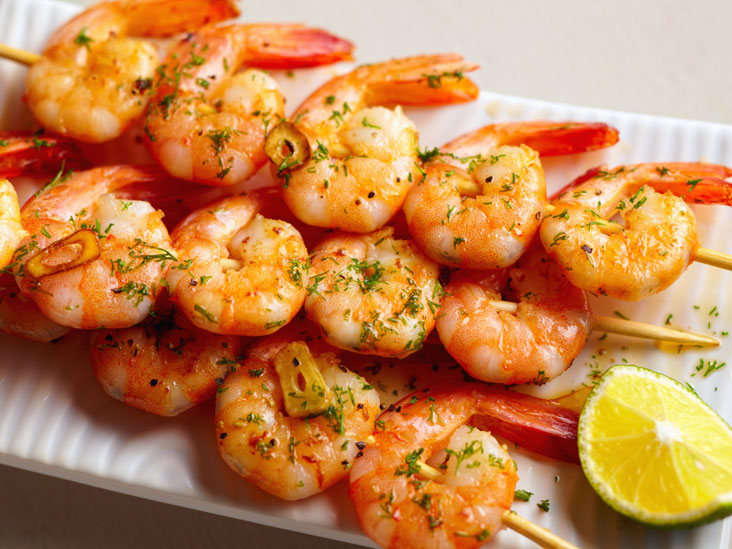 Sea Foods With High Cholesterol