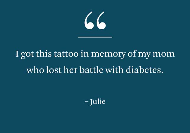 Julie-Quote