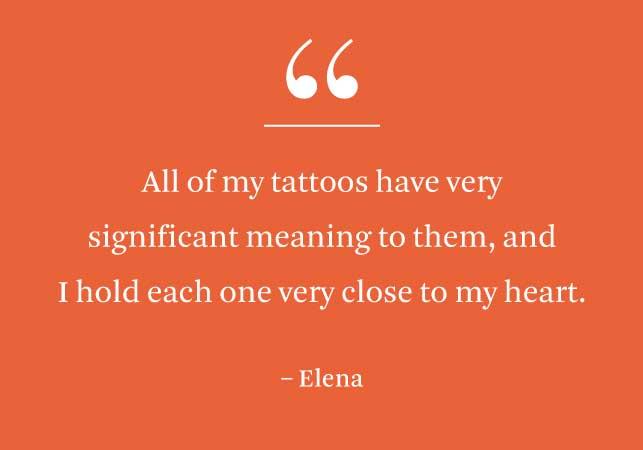elena steeves