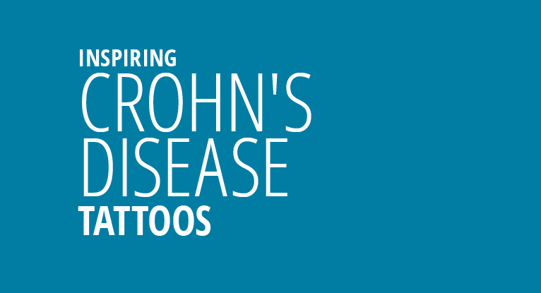 17 Inspiring Crohn's Disease Tattoos