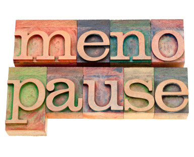 Menopause topography