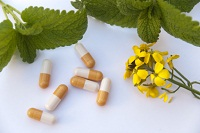 Herbal supplements. Photo courtesy of iStockphoto.com
